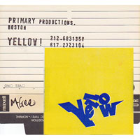 M Gee - Yellow