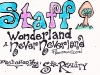 Wonderland Staff Laminate