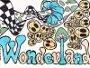 Wonderland VIP laminate